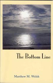 Cover of: The Bottom Line