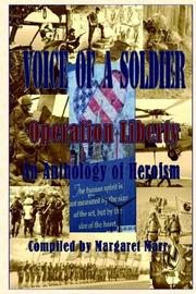 Cover of: Voice Of A Soldier |