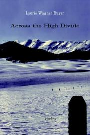 Cover of: Across the High Divide
