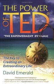 Cover of: The Power of TED* (*The Empowerment Dynamic) | David Emerald