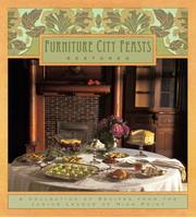 Cover of: Furniture City Feasts, Restored | The Junior League of High Point