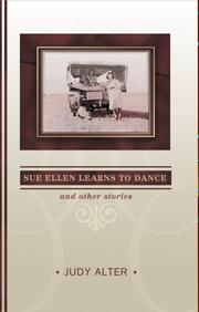 Cover of: Sue Ellen Learns to Dance and Other Stories