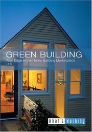Cover of: Green Building