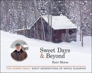 Cover of: Sweet Days & Beyond | Burr Morse
