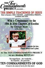 Cover of: Commentary on the Ten Commandments | George Kelley