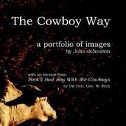 Cover of: The Cowboy Way a portfolio of images