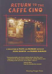Return to the Caffe Cino by