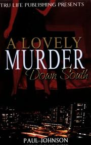 Cover of: A Lovely Murder Down South