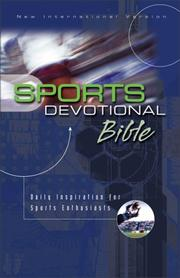 Cover of: Sports devotional Bible |