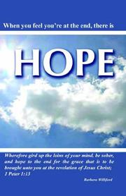 Cover of: Hope | Barbara Williford