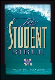 Cover of: NIV Student Bible Compact Edition |