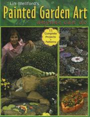 Cover of: Painted Garden Art Anyone Can Do