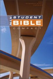 Cover of: NIV Student Bible