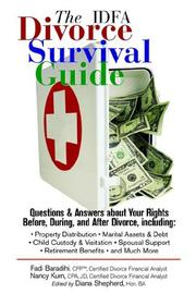 The Idfa Divorce Survival Guide by F. Baradihi, N. Kurn