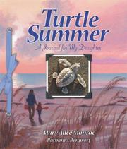 Cover of: Turtle Summer