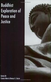 Cover of: Buddhist Exploration of Peace And Justice |