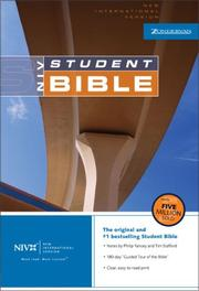 Cover of: NIV Student Bible, Revised