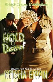 Cover of: Hold U Down (Triple Crown Publications Presents) | Keisha Ervin