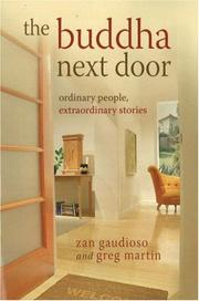 Cover of: The Buddha next door