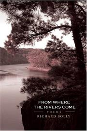 Cover of: From Where the Rivers Come