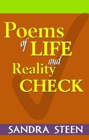 Cover of: Poems of Life and Reality Check