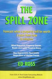 Cover of: The Spill Zone | Ed Ross