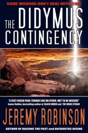 Cover of: The Didymus Contingency