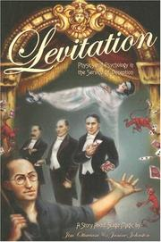 Cover of: Levitation