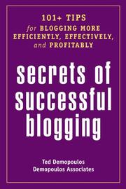 Cover of: Secrets of Successful Blogging | Ted Demopoulos