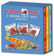 Cover of: Tractor Mac Three Book Gift Set