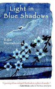 Cover of: Light in Blue Shadows | Edie Hartshorne