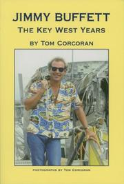 Cover of: Jimmy Buffett | Tom Corcoran