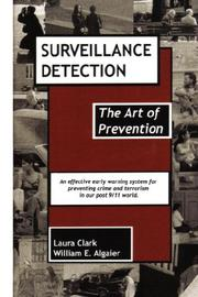 Cover of: Surveillance Detection, The Art of Prevention | Laura, Clark