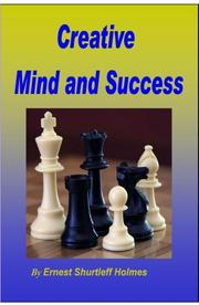 Cover of: Creative Mind and Success