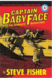 Cover of: Captain Babyface | Steve Fisher
