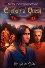 Cover of: Orphan