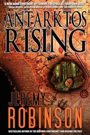 Cover of: Antarktos Rising - A Novel