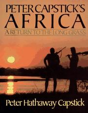 Cover of: Peter Capstick's Africa