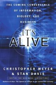 Cover of: It's Alive