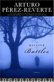 Cover of: The Painter of Battles: A Novel