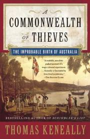 Cover of: A Commonwealth of Thieves