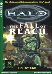 Cover of: Halo the Fall of Reach (Halo)