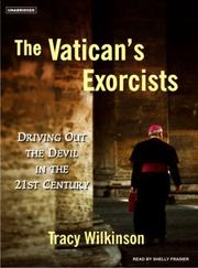 Cover of: The Vatican's Exorcists