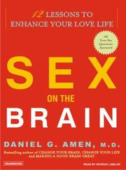 Cover of: Sex on the Brain: 12 Lessons to Enhance Your Love Life
