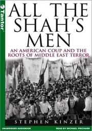 Cover of: All the Shah