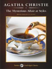 Cover of: The Mysterious Affair at Styles (Hercule Poirot Mysteries (Audio))