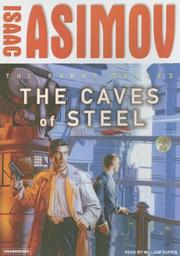Cover of: The Caves of Steel (Robot (Tantor))