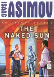 Cover of: The Naked Sun (Robot (Tantor))
