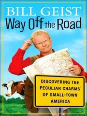 Way Off the Road by William Geist