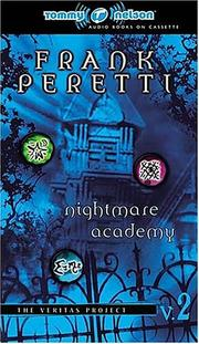 Cover of: Nightmare Academy (The Veritas Project) |